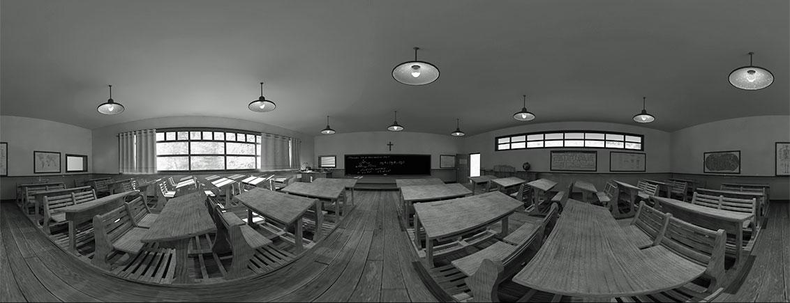 Klassenzimmer 1965